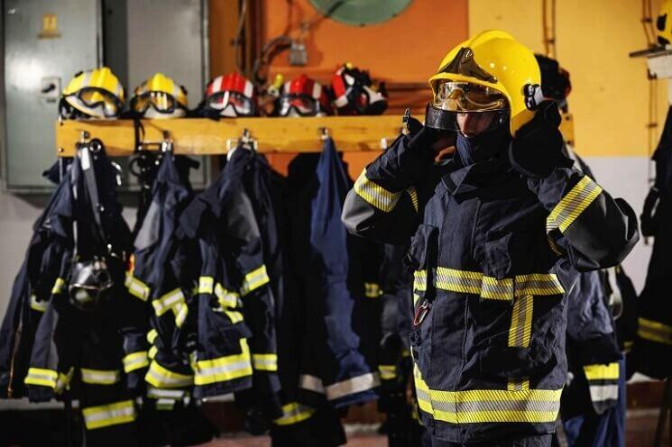 نرم افزار حسابداری لوازم ایمنی و آتشنشانی